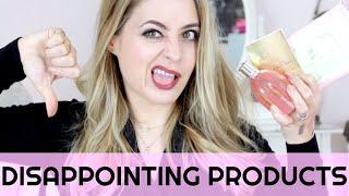 Disappointing Products! Bourjois, Clinique, Chloe & More | Fleur De Force