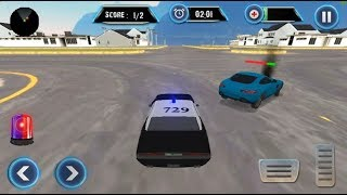 NYPD Encounter  Police Chase Simulator / SUV or 4x4 Vehicles / Android Gameplay FHD