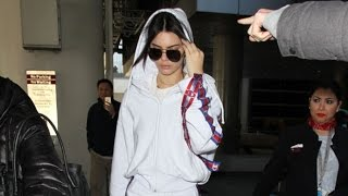 Kendall Jenner Wears $1,600 Tracksuit, Is Asked If She Feels Safe In Paris