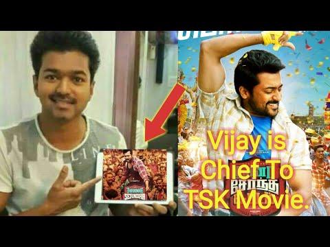 Xxx Mp4 Actor Vijay Is Chief To Suriya S Thaana Serndha Kootam Movie On Nov 30 While Teaser Releasing TSK 3gp Sex