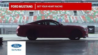 Ford Mustang India - Get Your Heart Racing  | Ford India