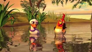 El Gallo y la Pata   Canciones de la Granja de Zenón 2