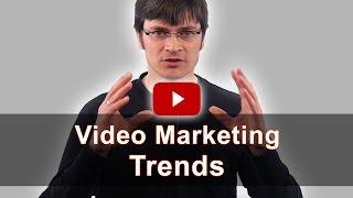 Video Marketing Trends 2015 - Hier erfährst Du die Video Marketing Trends 2015