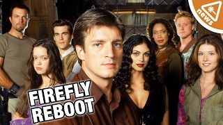 What Is Fox's One Condition for Rebooting Firefly? (Nerdist News w/ Jessica Chobot)