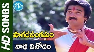 Nadha Vinodham Video Song - Sagara Sangamam Movie    Kamal Haasan, Jayaprada    Ilayaraja