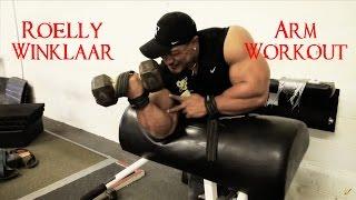 Roelly Winklaar - Arm Workout Motivation