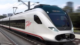 Luxurious High Speed Talgo Train Trial on Delhi-Mumbai Route @ 200 KMPH
