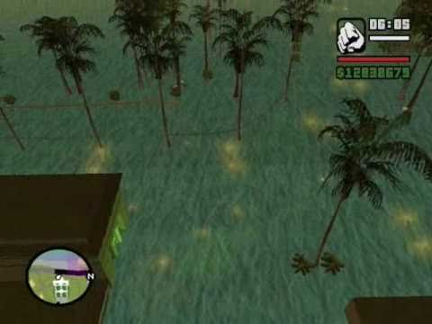 GTA San Andreas Terremoto & Tsunami LOQUENDO