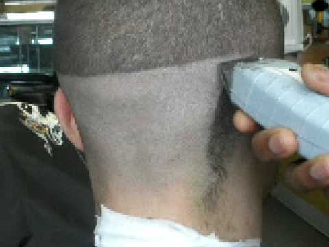 jrbarbershop how to make a skin fade