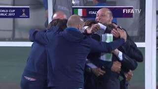Match 43: France v. Italy - FIFA U-20 World Cup 2017