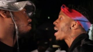 AHAT Rap Battle - Billy Boondocks vs Yung Griz