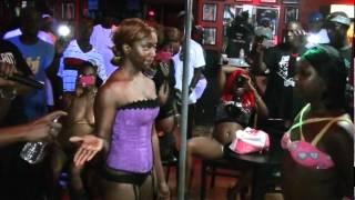 BEST BLACK STRIP CLUB IN TAMPA - CLUB ROSÉ - Smack a Bitch Sundays - Week 3