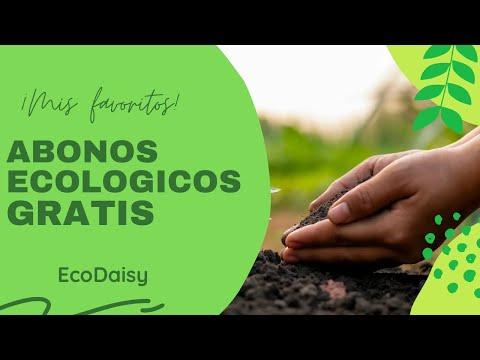 Abonos ecológicos orgánicos gratis. Gardening tips. Ecodaisy