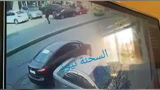 فيديو السطو المسلح على بنك خلدا