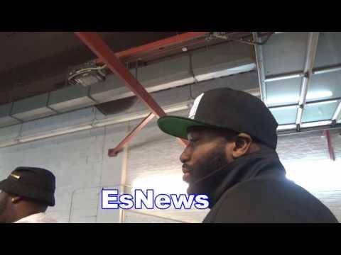 Xxx Mp4 Floyd Mayweather Told Adrien Broner You Re Tough As Fuck EsNews Boxing 3gp Sex