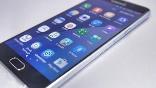 Samsung Galaxy A3 (2016) hands on deutsch
