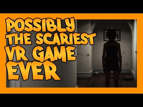 Scariest VR Game Ever? Paranormal Activity: The Lost Soul
