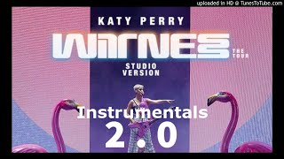 Katy Perry - Interlude / Teenage Dream (Witness: The Tour Instrumental)