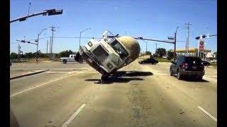 Kada KAMIONU Otkazu Kocnice! Saobracajne Nesrece Kamiona Komoilacija