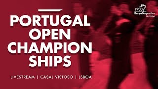 PORTUGAL OPEN CHAMPIONSHIPS 2019