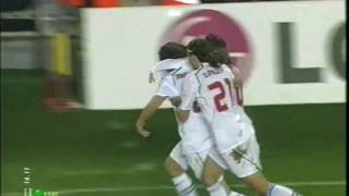 QWC 2006 Czech vs. Norway 1-0 (16.11.2005)