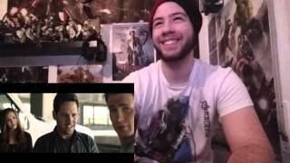 Clip Ant-man Captain America Civil War REACTION