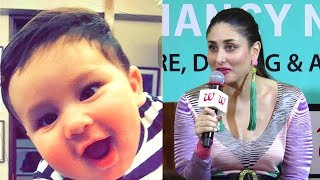 Taimur Is Not A Star Kid, He Is Just Like A Normal Child - Kareena Kapoor On Baby Taimur Ali Khan