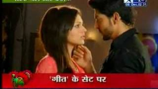 SBS - Maan & Geet's Romantic Moment at their Honeymoon - 8th December 2011