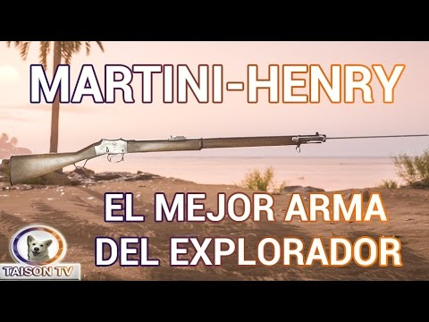 Battlefield 1 El Martini-Henry El Mejor