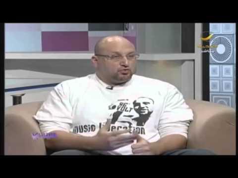 Big Hass Saudi TV Debut with Rotana Khalijiya - Discussing Hip Hop (Arabic Interview)