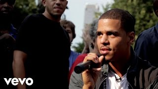 J. Cole - Vevo GO Shows: Can't Get Enough