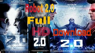 Download latest movie 2018 !! How to make download latest HD movie Robo