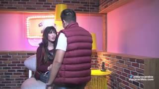 اهاب امير يعاتب سهيلة بن لشهب في غرفة الاتصالات - ستار اكاديمي 11 - 26/01/2016