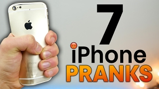 7 iPhone Pranks & Glitches To Piss Off Your Friends!