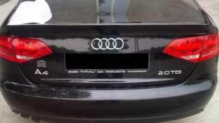 Wax-ing 1Z HartGlanz - Audi A4 2.0TDI