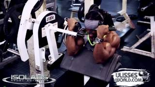 Ulisses Jr Training Arms