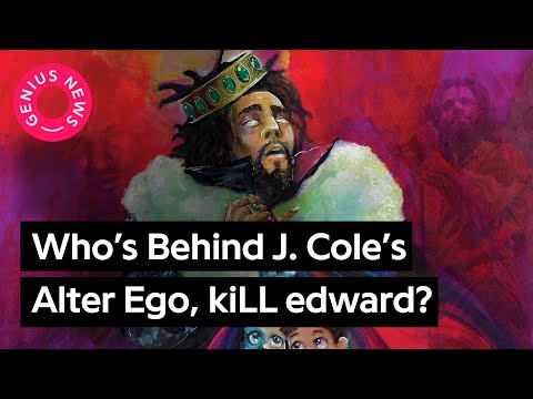 What Inspired J.Cole's Alter Ego, kiLL edward On 'KOD'? | Genius News