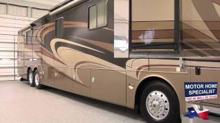 2010 Monaco Dynasty Luxury RV for Sale ( Part 1 ) at Motor Home Specialist