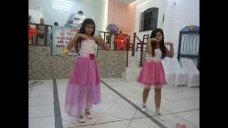 Coreografia dia das mães - Eyshila exemplo de mulher