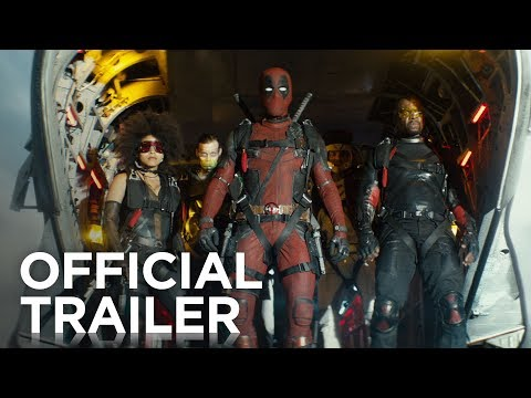 Xxx Mp4 Deadpool 2 The Trailer 3gp Sex
