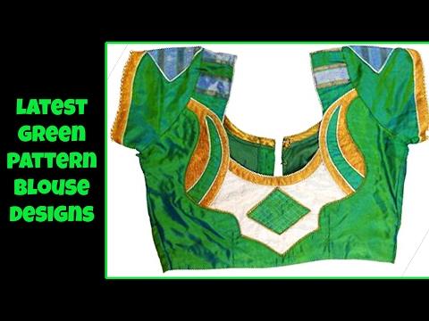 Xxx Mp4 Latest Green Pattern Blouse Designs 3gp Sex