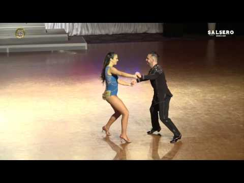Harold & Marrisa, Canada, Pro Am Ladies Bachata Clasic, Semifinal, WSS 2017