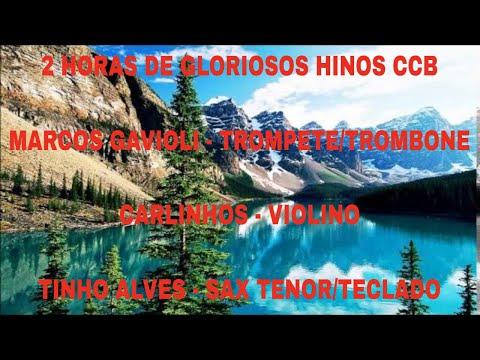 Xxx Mp4 2 HORAS DE HINOS CCB HINOS DE COMUNHÃO SAX TENOR TROMPETE TROMBONE E VIOLINO 3gp Sex