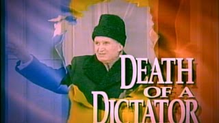 Death of a Dictator - ABC News - 1990