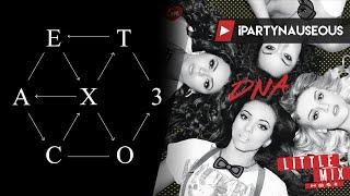 EXO x Little Mix - Monster x DNA (mashup)