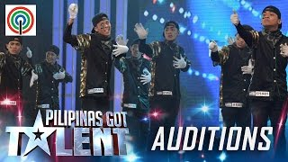 Pilipinas Got Talent Season 5 Auditions: Histacity - Dance Group