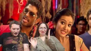 Iddarammayilatho Songs Top Lechipoddi Video Song Latest Telugu Video Songs Allu Arjun Reaction Video