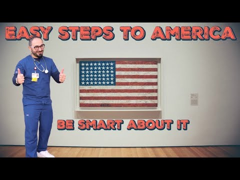 ✅✅✅ HOW TO IMMIGRATION 🌐 TO USA 🇺🇸 AS A NURSE 👩🏻⚕️