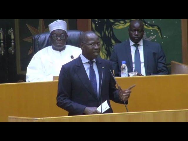 Sénégal: Le PM face aux députés