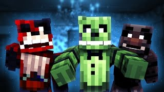 Minecraft Five Nights At Freddy's Switch - THE PHANTOMS! | S3 Night 1 | Roleplay